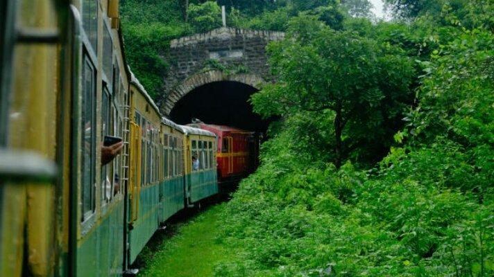 Kalka Shimla Railways