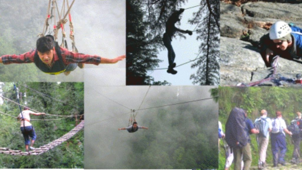 Mussoorie Adventure Park
