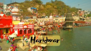 5 Best Tourist Places to visit in Haridwar for a religious trip