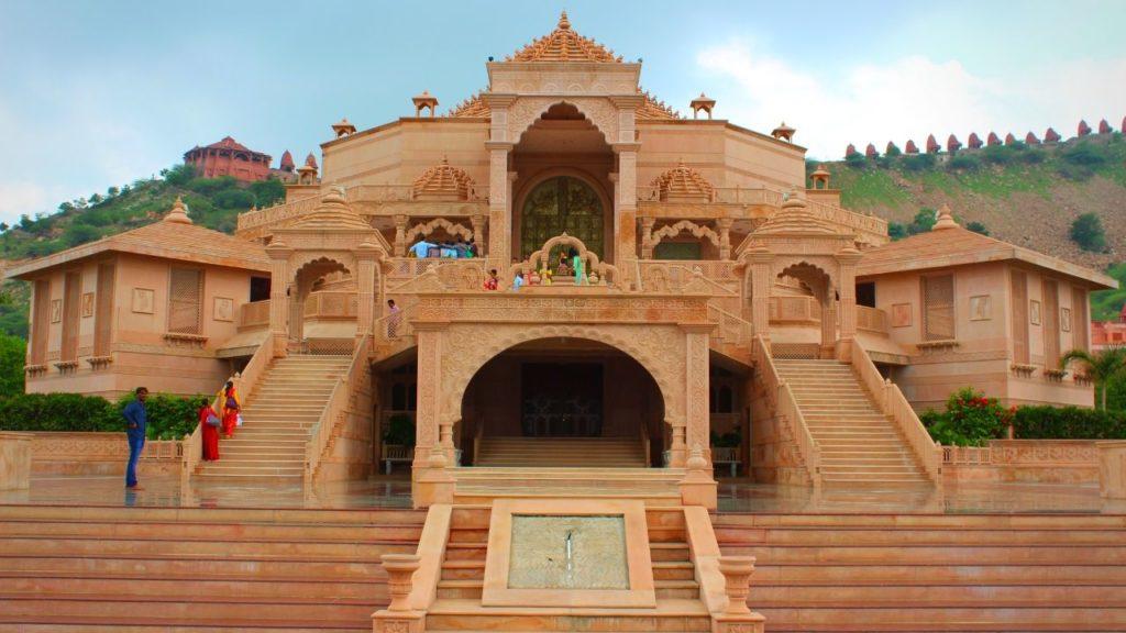 Soniji ki Nasiyan (Ajmer's Jain Temple)