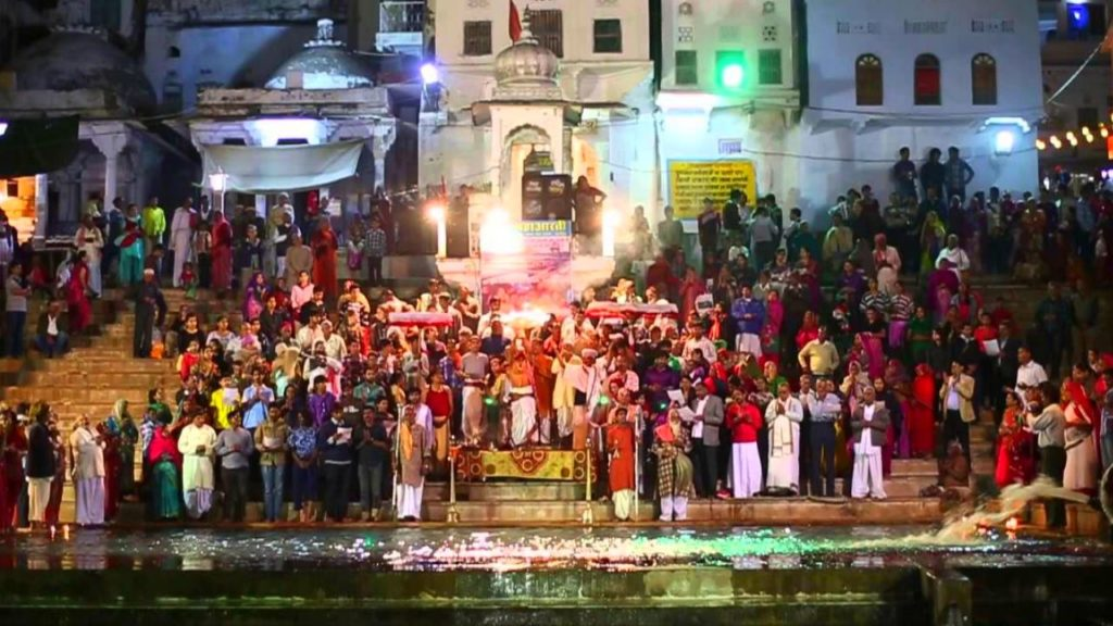 Be a part of Evening Aarti