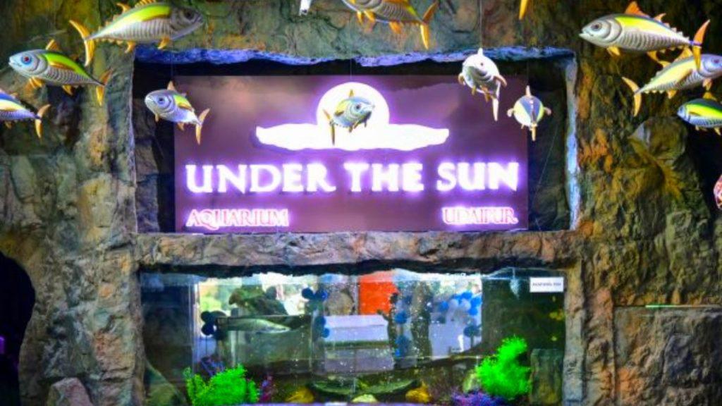 Biggest Aquarium of India – Under the Sun