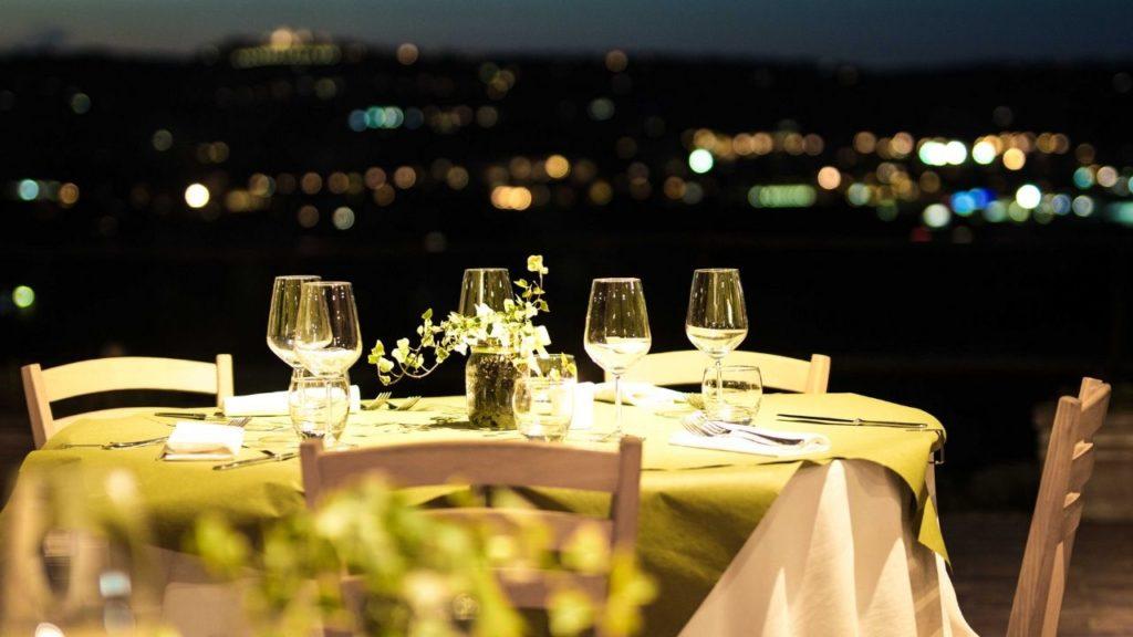 Dinner at Ajmer Restaurant