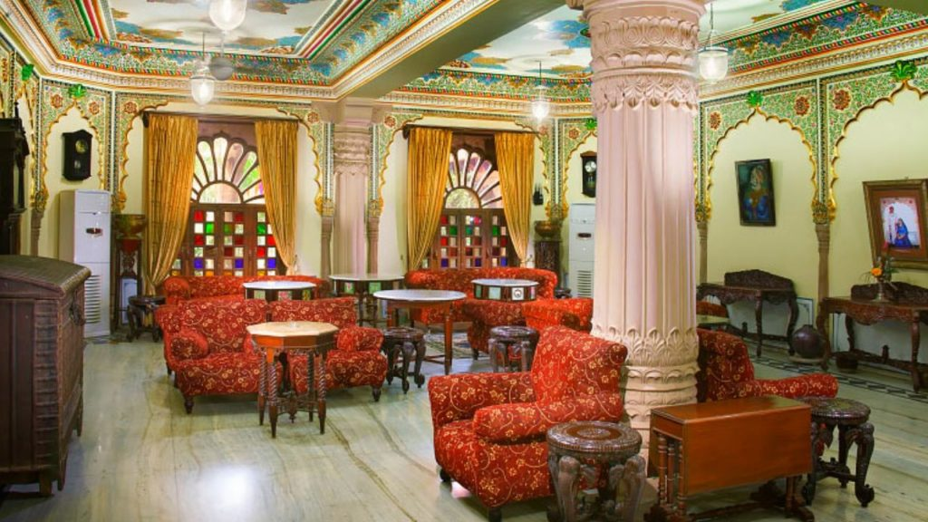 Experience Royalty at Jagat Palace