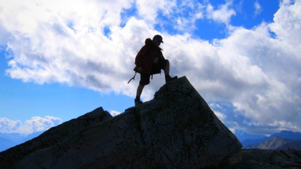 Hiking in Mussoorie