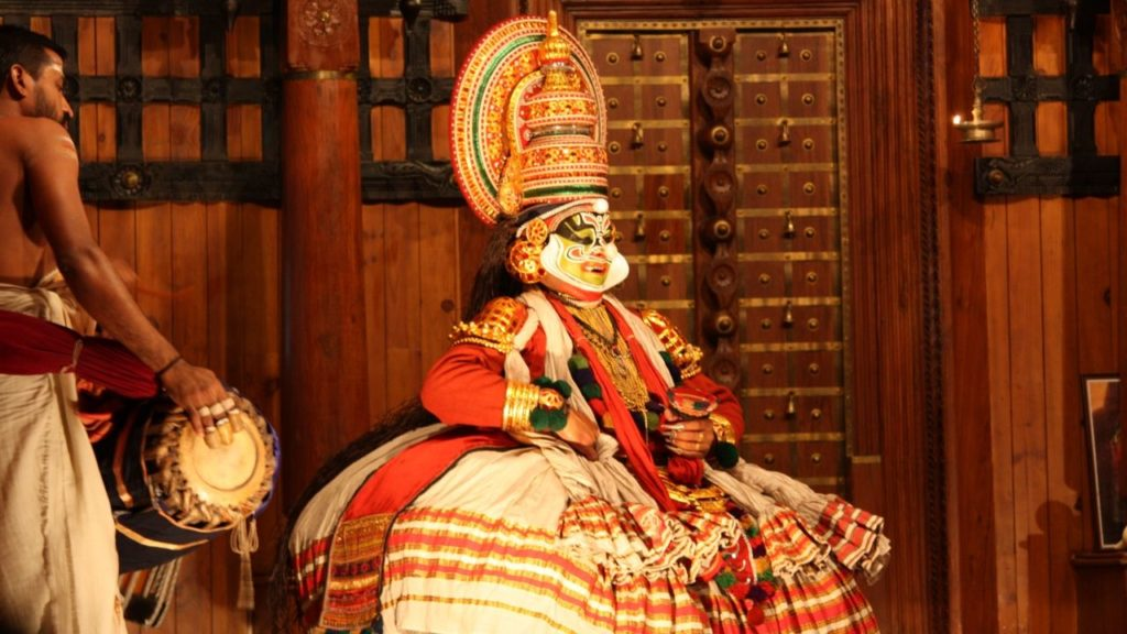 Kathakali center