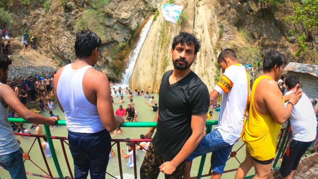 Neerghar Water Fall