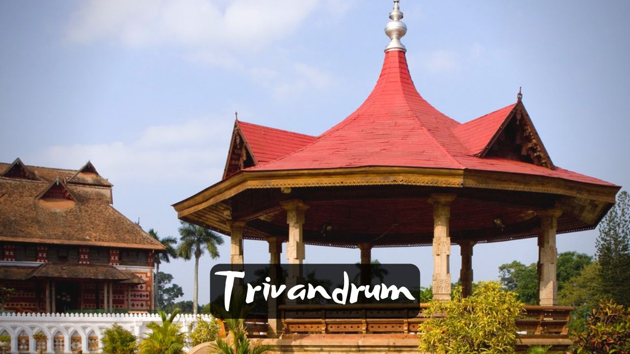 11 Best Tourist Places to visit in Trivandrum to Join Hands with Nature