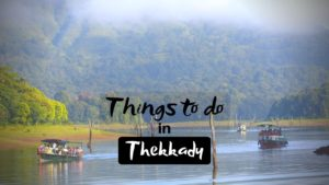 11 Best Things to do in Thekkady Indulge in Nature with these Activities