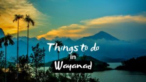 11 Famous Thrilling Things to do in Wayanad for an exciting experience