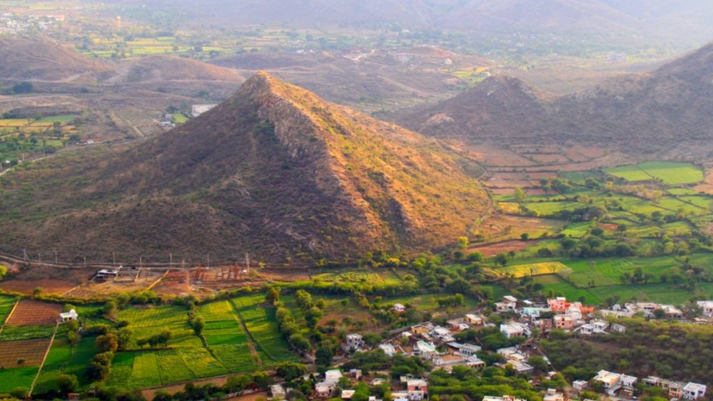 Trek to Aravalli Hills