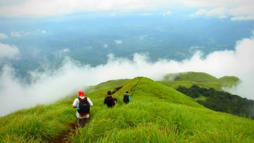 Trekking at Cheena Peak