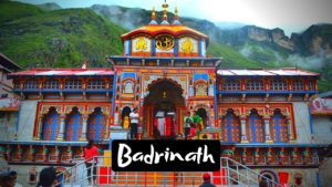 Best Tourist Places to visit in Badrinath for religious Trip