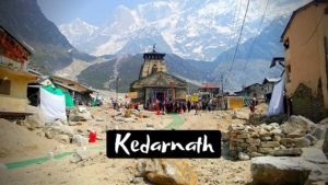 Tourist Places to Visit in Kedarnath for Religious Trip