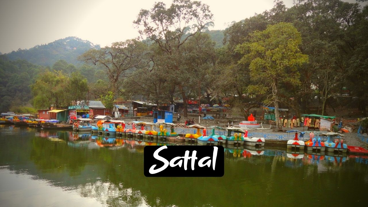 Tourist Places to visit in Sattal for Memorable Trip
