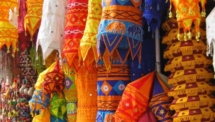 Shopping in Alwar
