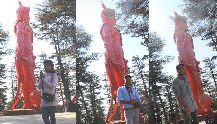Holiday at Shimla with Friends