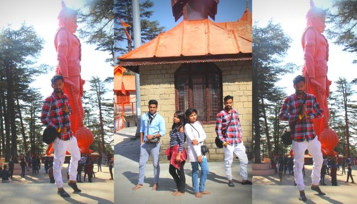 Holiday in Shimla with Friends