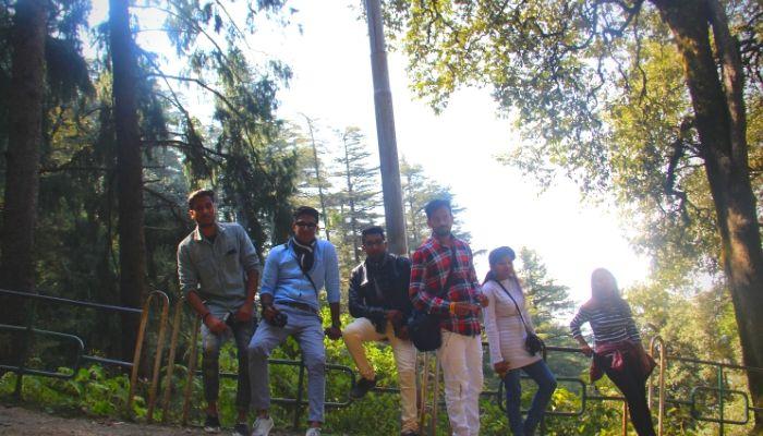 Jaku Hill Trekking