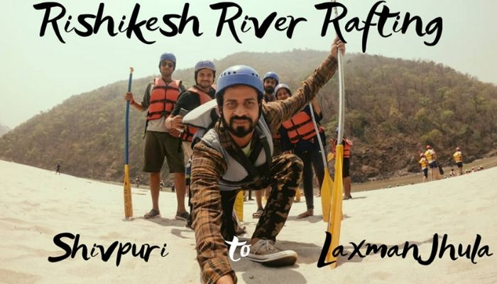 Camping, River Rafting & Neer Waterfall Trekking at Rishikesh