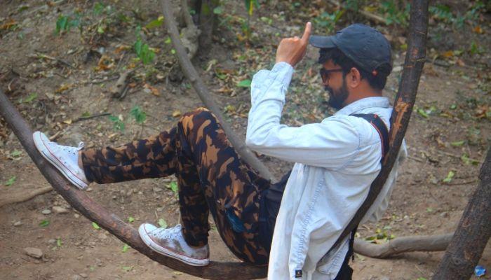 Roshan Panjiyara at Shivpuri