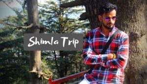 Shimla Trip – Holiday at Queen of Hill Station with Friends