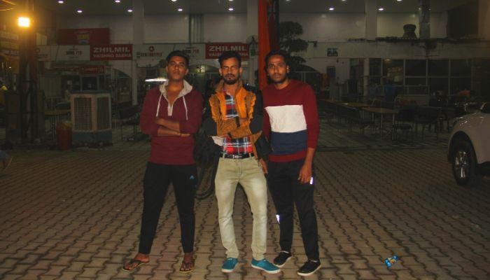 Starting image Shimla Trip