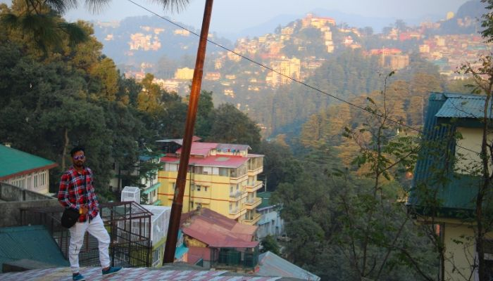 Top of the Shimla Hill