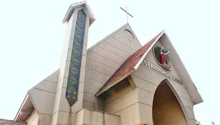 Alphonsa's Church