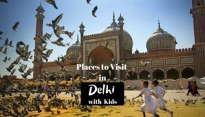 Best Fun Places to Visit in Delhi with Kids
