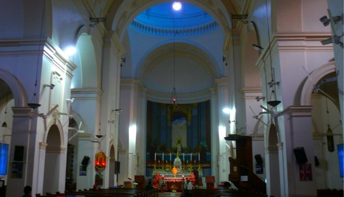Sacred Heart Cathedral church